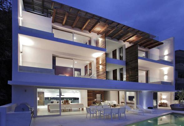 Современная резиденция по-мексикански. Изображение № 1.