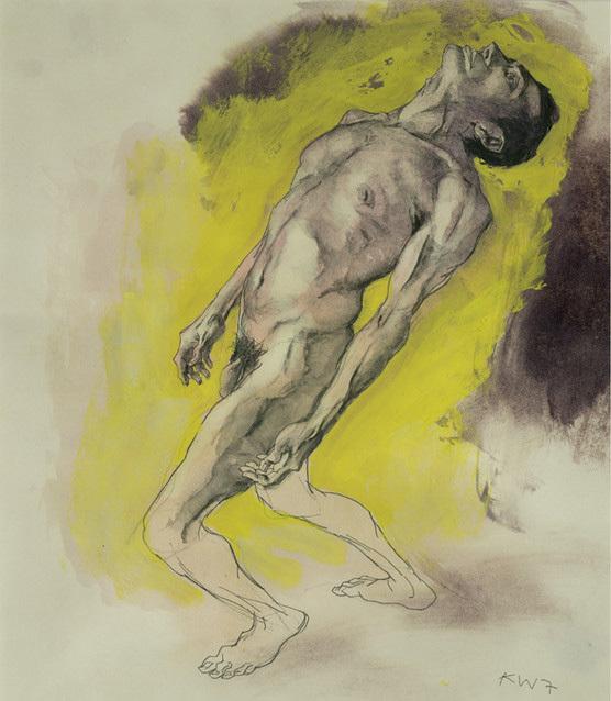 Картины маслом отКента Уильямса (Kent Williams). Изображение № 27.