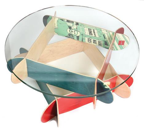 Скейт-переработка. Изображение № 11.