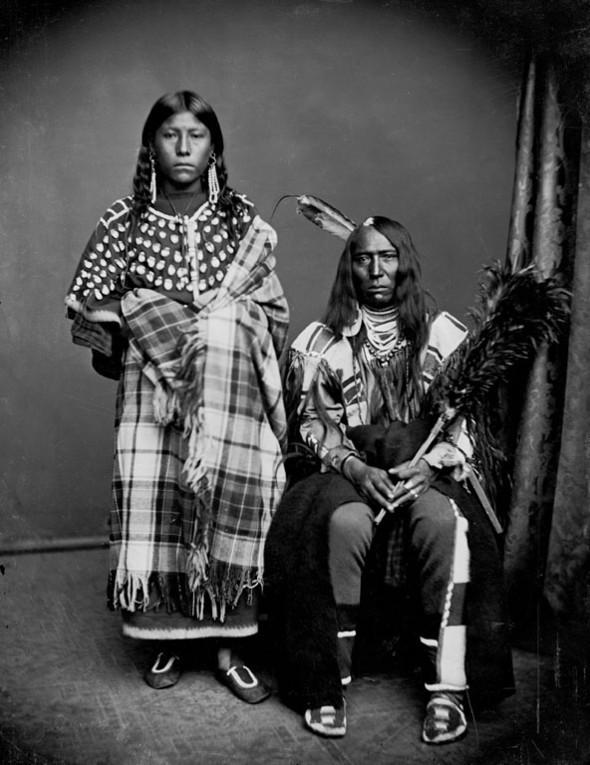 Американские индейцы. Изображение № 14.