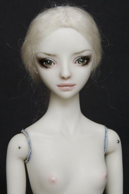«Живые» куклы Марины Бычковой. Изображение № 5.