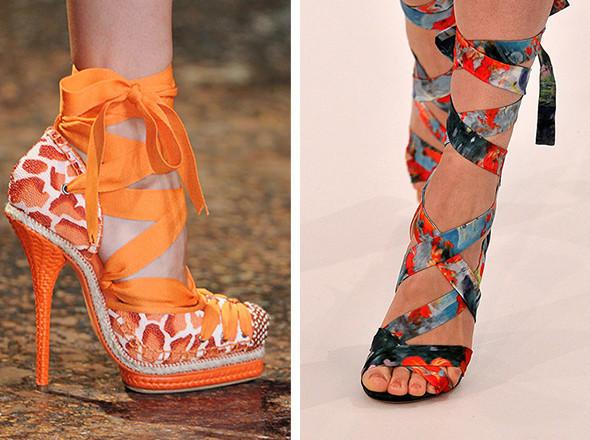 Walking in my shoes: 10 тенденций обуви весны-лета 2011. Изображение № 90.