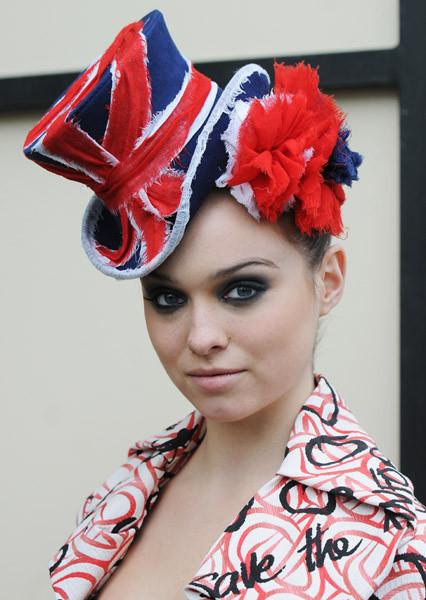 Самые необычные иизысканных шляпки Royal Ascot. Изображение № 9.