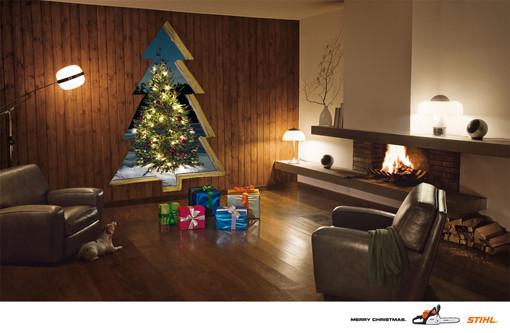 Лучшие рождественские и новогодние принты. Изображение № 9.