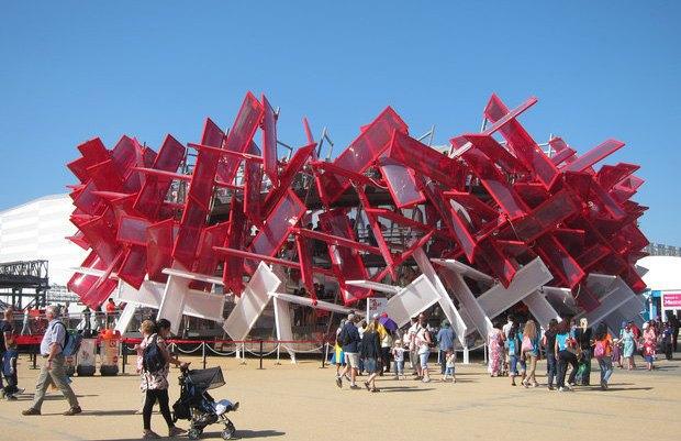 Создатель павильонов Coca-Cola и «МегаФона» о связи рекламы и архитектуры. Изображение № 8.