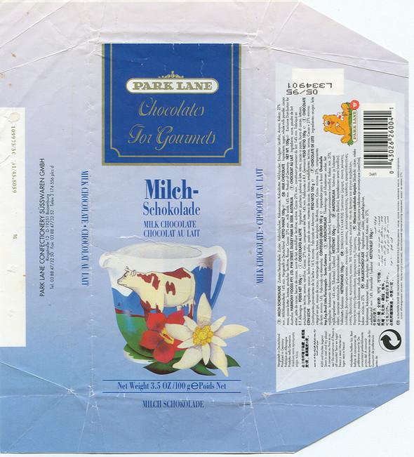 Мояшоколадная коллекция (1992–2009). Часть первая. Изображение № 32.