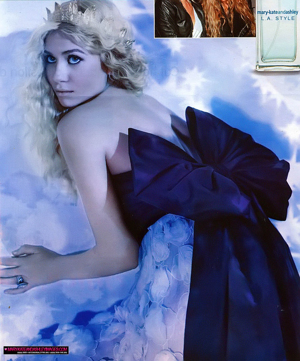 Ashley Olsen in London Sunday Times'08. Изображение № 6.