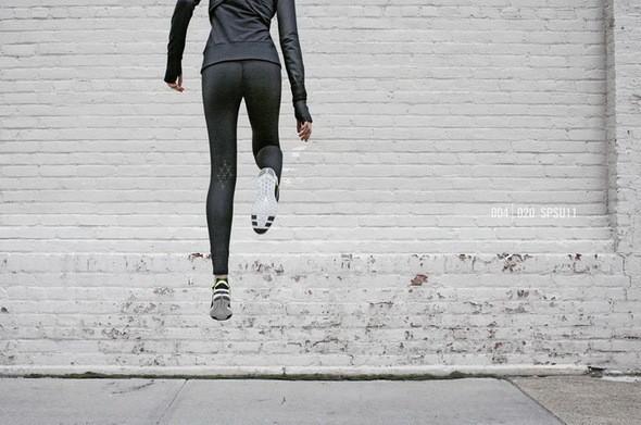 Изображение 4. Фотосессия «Be Free» от Nike.. Изображение № 4.