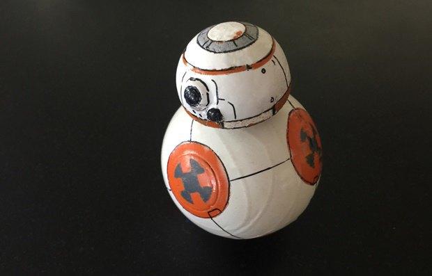 Готовая копия BB-8. Изображение № 13.