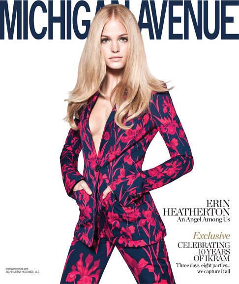 Изображение 2. Обложки: Harper's Bazaar, Marie Claire и другие.. Изображение № 5.