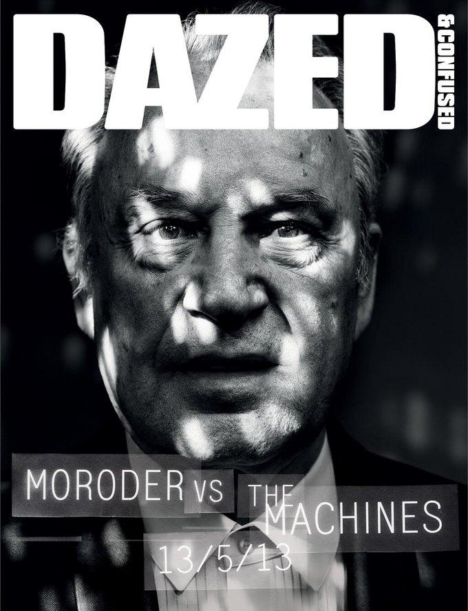 Dazed & Confused, Interview и i-D показали новые обложки. Изображение № 7.