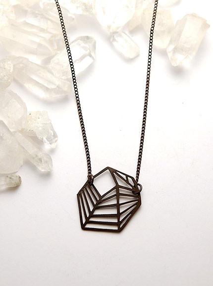 Stone & Honey: магия геометрии. Изображение № 10.