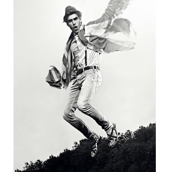 Изображение 30. Рекламные кампании: Fendi, Pepe Jeans и Trussardi 1911.. Изображение № 30.