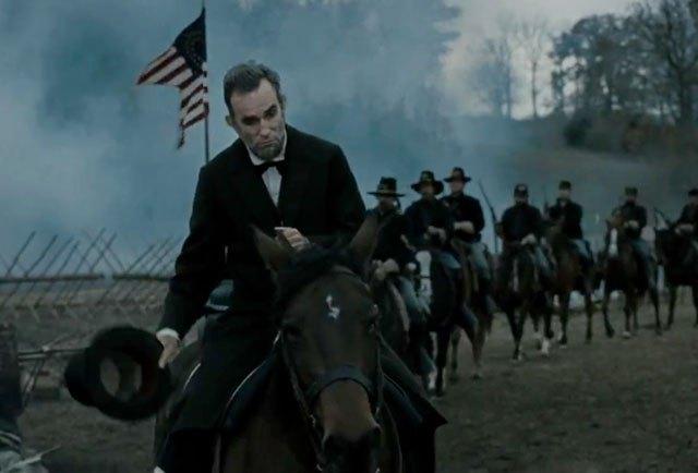 Кадр из фильма «Линкольн». Изображение № 1.