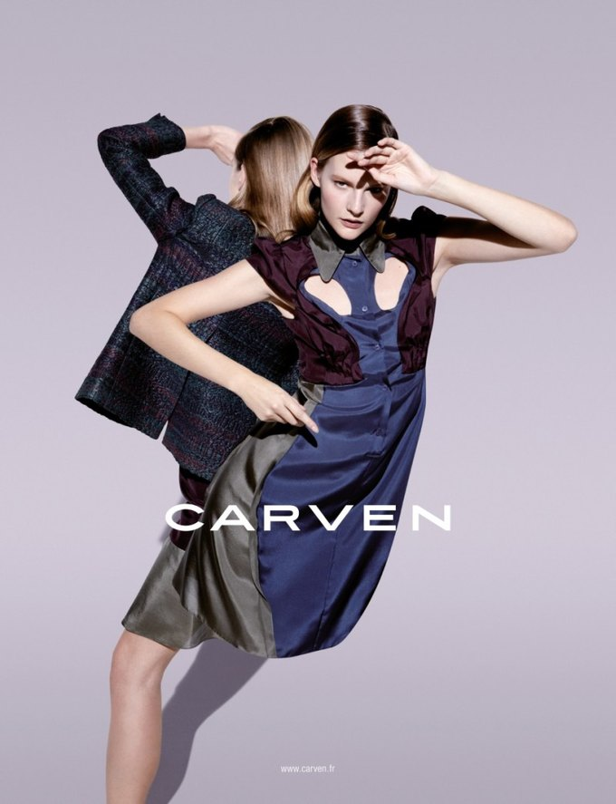 Вышли новые кампании Acne, Dior и Prada. Изображение № 23.