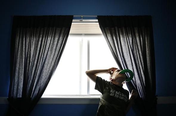 История одного мальчика, страдающего АУТИЗМОМ. Изображение № 7.