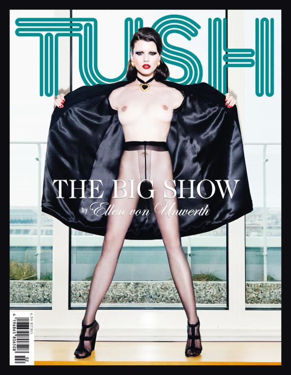 Изображение 3. Обложки: i-D и Tush.. Изображение № 4.