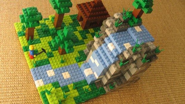5 причин, почему в LEGO не стыдно играть взрослым. Изображение №15.