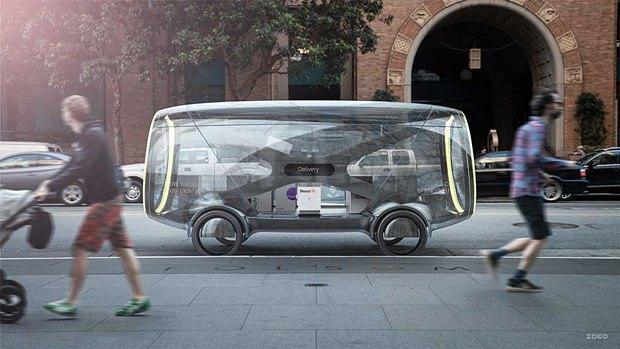 Концепт: как будет выглядеть транспорт в 2029 году. Изображение № 13.
