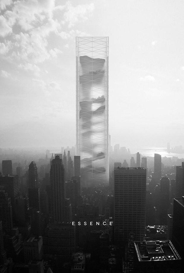 Essence Skyscraper. Изображение № 1.