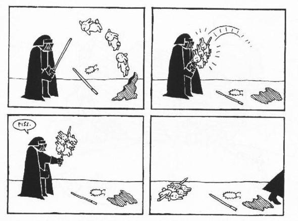 Кролики-самоубийцы(Bunny Suicides). Изображение № 43.