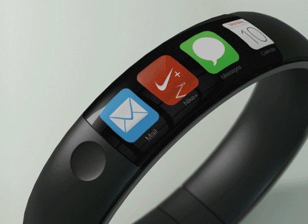 Концепт недели: «Умные» часы Nike + Apple. Изображение № 6.