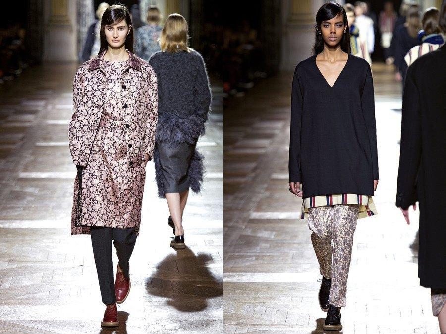 Неделя моды в Париже:  Дни 1 и 2. Изображение № 6.