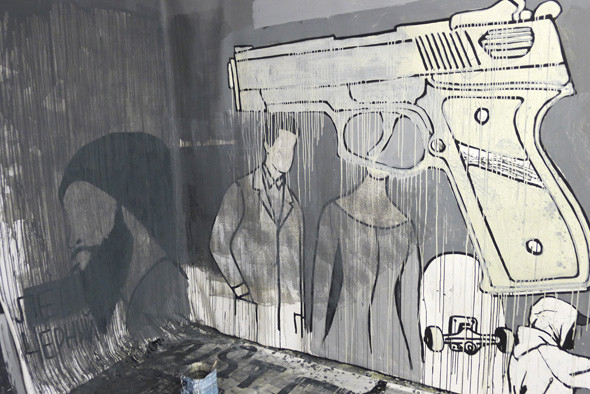 Личный опыт: Как я участвовал в 4-й Московской биеннале. Изображение №12.