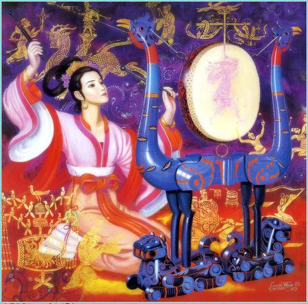 Cunde Wang волшебная этника. Изображение № 7.