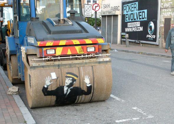 Уличное кино о бедствии искусства в мире. Изображение № 3.