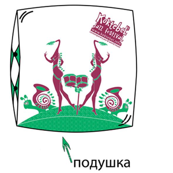 Изображение 72. Кастинг принтов для футболок SEKTA: Koktebel Jazz Fest.. Изображение № 72.