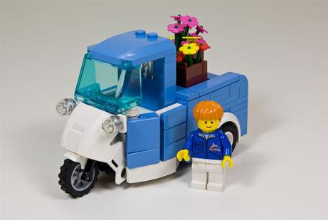 48 креативных LEGO творений. Изображение № 43.
