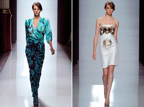 Показы Paris Fashion Week SS 2012: День 7. Изображение № 4.