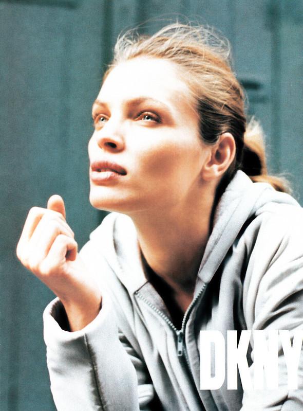 Архивная съёмка: Рекламная кампания DKNY за 1998 год. Изображение № 1.