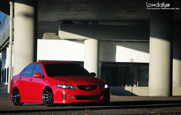 Not stereotype – Honda Accord. Изображение № 11.
