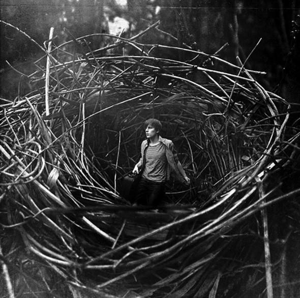 Автопортреты 16-летнего фотографа. Изображение № 3.
