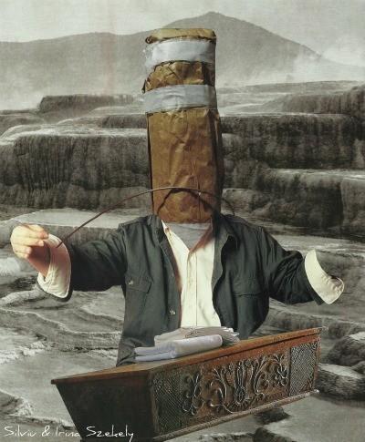 Клей, ножницы, бумага: 10 современных художников-коллажистов. Изображение № 4.