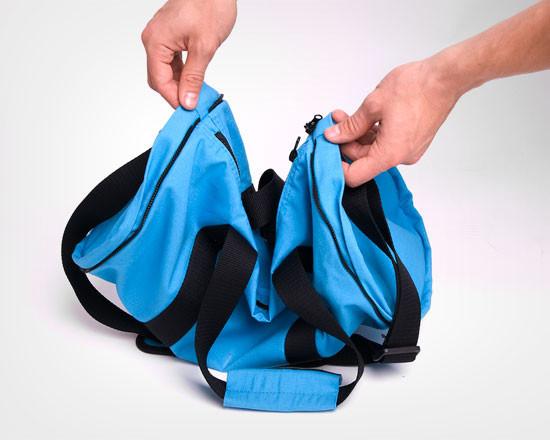 Фитнес-сумки от HalfBag. Изображение № 8.