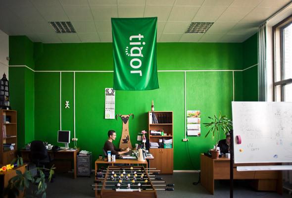 Офис дизайн-студии «Nimax». Изображение № 2.