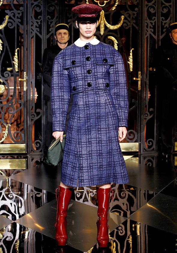 Изображение 5. Louis Vuitton Fall 2011.. Изображение № 5.