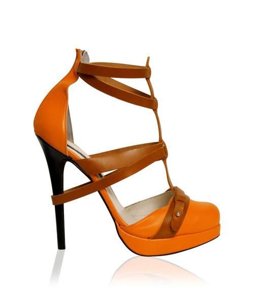 Две коллекции обуви от Ana Locking. Изображение № 10.