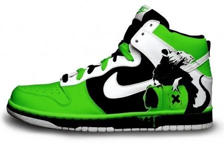 Nike Custom. Изображение № 5.