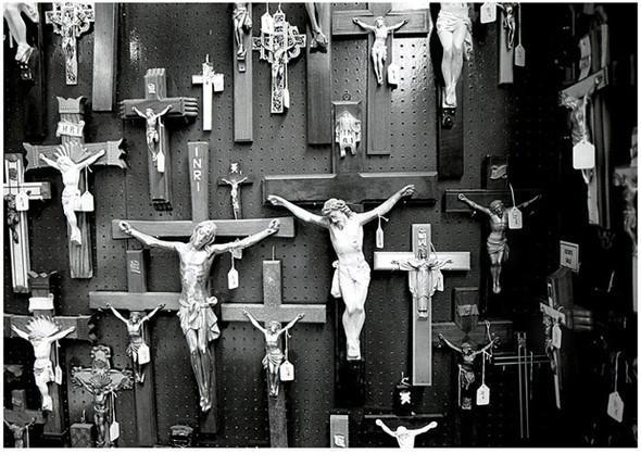 Только потому что крест-часть вторая. Изображение № 10.