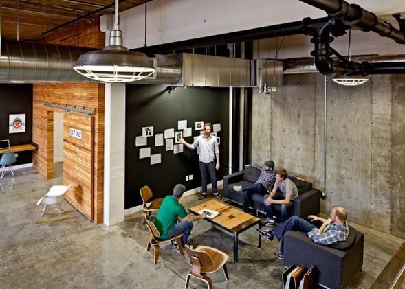 Офис из отходов. Изображение № 7.
