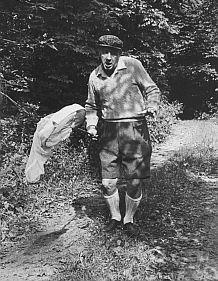 Признания человека-мотылька. Владимир Набоков. Изображение № 6.