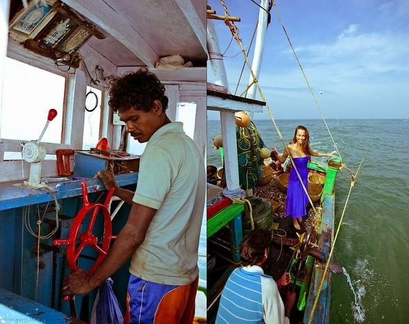 Shrimp boat MFR 646 DF GOA - Non stop. Изображение № 29.
