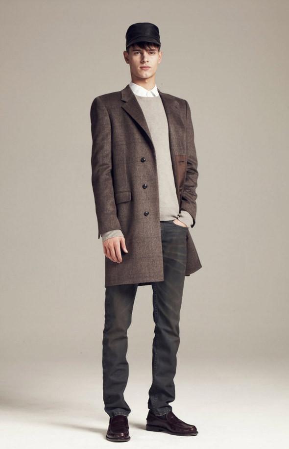 Изображение 11. Лукбук: Marc Jacobs Menswear FW 2011.. Изображение № 11.