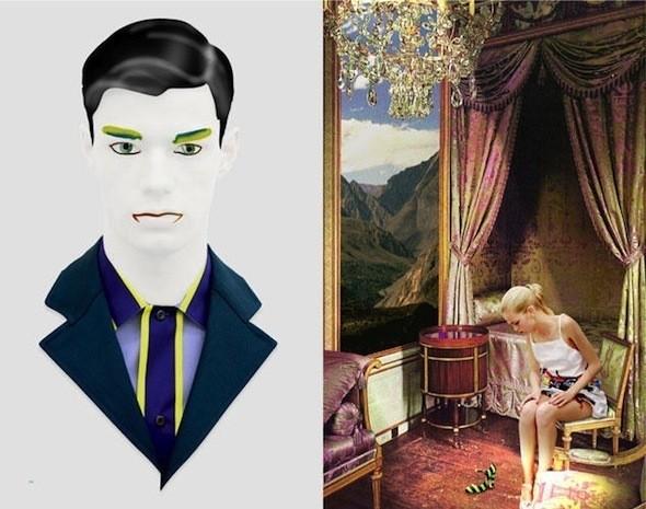 Изображение 14. Prada Fantasy Lookbook SS 2011.. Изображение № 15.