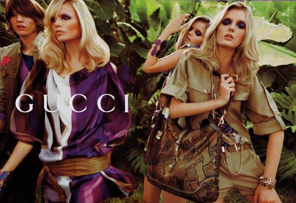 Gucci SS09 byInez & Vinoodh. Изображение № 1.