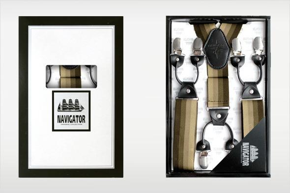 Коллекция подтяжек «Навигатор» от Sevaro Elit . Изображение № 25.